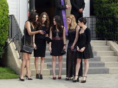 Don't miss the summer premiere of Pretty Little Liars on Tuesday, June 11 at 8/7c!