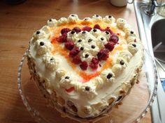 Миндальный торт к 8 марта | 4vkusa.ru