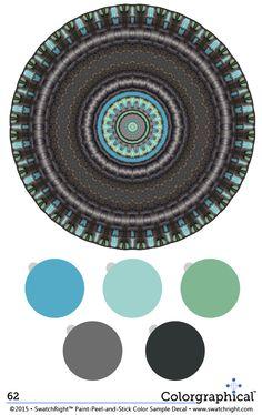 Designer color schemes using Farrow & Ball paint colors for your home or business. Color Inspiration 62 Farrow and Ball Paint - Swatch Right™ Color Schemes Design, Design Palette, Colour Combinations, Paint Color Palettes, Paint Colors, Farrow And Ball Paint, Farrow Ball, Paint Swatches, Paint Stain