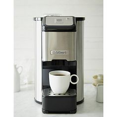 Cuisinart DGB1U One Cup Grind & Brew Coffee Machine 100 see Guardian recommended