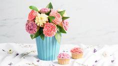 Recept na rebarborové cupcakes Lidl, Cupcake, Home Decor, Decoration Home, Room Decor, Cupcakes, Cupcake Cakes, Home Interior Design, Cup Cakes