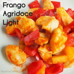 Dieta: Frango Agridoce