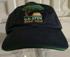 2008-US-OPEN-TORREY-PINES-GOLF-Hat-Navy- b6f3160d6261