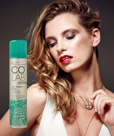 COLAB™ dry shampoo Rio I SHEER INVISIBLE + EXTREME VOLUME I Available at Superdrug, Feel Unique & Beauty Mart (UK) Penneys (Ireland) London Drugs, Lawtons Drugs & Pharmasave (Canada) Jean Coutu, select Uniprix, Brunet & Familiprix (Quebec) www.colab-hair.com #Hair #Beauty #ColabHairConvert