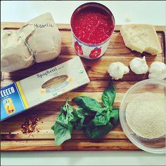 Jessica Seinfeld's recipe for Homemade Chicken Parmesan