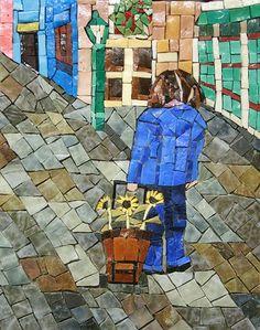 love this mosaic #art #mosaic