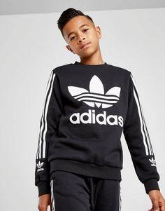 adidas Originals Black Friday Knitted Track Top | Musta