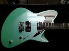 Retronix R-800 from J. Backlund Design in surf green.