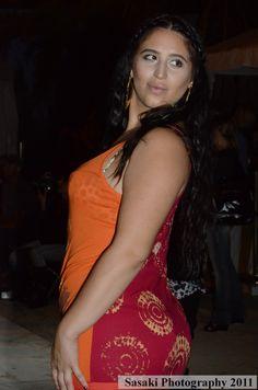 Jersey Shore Fashion Show, Sep 21, 2011 - Model Jenna