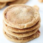 brown butter salted caramel snickerdoodles -  http://www.somethingswanky.com/salted-caramel-desserts/