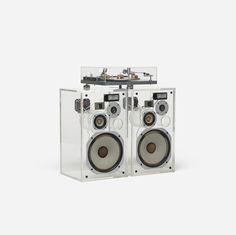 230: J.A. Michell Engineering Ltd. / Reference Hydraulic Transcription Turntable < Art + Design, 24 September 2015 < Auctions | Wright