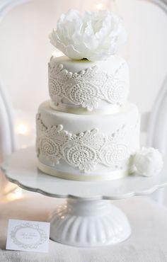 crochet wedding cake - Google Search