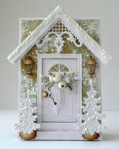Dziś otwieram kolejne drzwi w świątecznym ubranku, które powstają cyklicznie każdego miesiąca w ramach zabawy zorganizowanej sobie na własny...