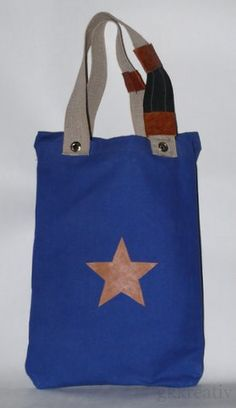 gkkreativ: Upcycling Markttasche