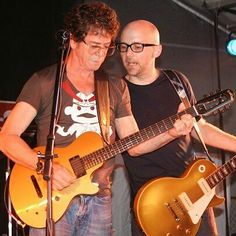 Lou Reed & Moby