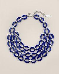 Pru Multi-Strand Necklace