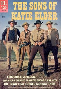 Daddy started my love for westerns...                                                                                                                                                                                 More