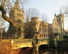 Kopice Castle, Poland. Beautiful abandoned castle circa 1300s.