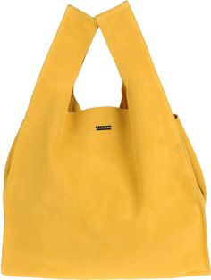 Large Leather Bag - Lyst
