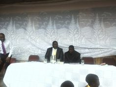 Pastors KA Nkosi and BA Nkabinde #Masakhane