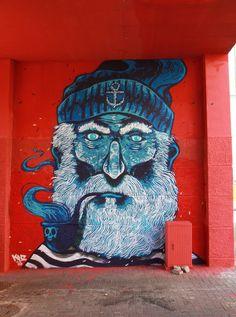 entrevista: kenzo, humaneando el street art