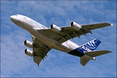 size: Photographic Print: The Airbus Prototype in Flight over England by Stocktrek Images : Artists Airbus A380, Boeing 747, New Aircraft, Passenger Aircraft, Aircraft Sales, Concorde, Rolls Royce Trent, Pilot Career, Engineering Consulting