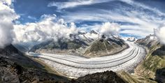 Aletsch Glacier - Swiss Alps, Switzerland | 21 Photos That Prove A Camera Is All You Need For Your Next Trip
