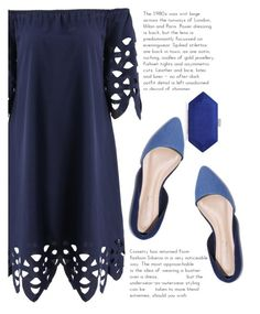 """""""blue"""" by elisabetta-negro on Polyvore featuring Miss KG and under100dress"""