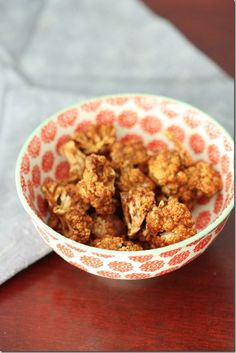 no dates, and use grass-fed butter! - Cinnamon Caramelized Cauliflower: A Delightful Raw, Vegan Snack! Raw Vegan Recipes, Vegan Snacks, Healthy Snacks, Healthy Eating, Healthy Recipes, Bariatric Recipes, Raw Desserts, Diabetic Deserts, Cinnamon Recipes