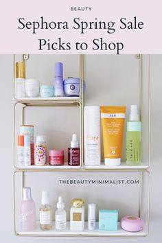 Top US beauty blogger shares her top 12 everyday makeup, skincare and clean beauty favorite stop shop during the 2021 Sephora Spring Sale. Clean Beauty, Beauty Skin, Natural Beauty, Hair Beauty, Top Skin Care Products, Hair Products, Beauty Products, Body Products, Alcohol Free Toner