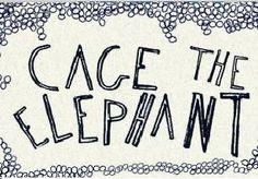#CageTheElephant