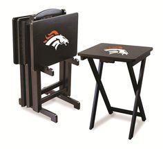 Denver Broncos TV Trays