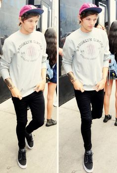Louis Tomlinson! LOUIS YOU'RE MY FAVE! AND I LOVE YOU SO MUCH YOU HAVE NO IDEA! I'LL ASLWAYS LOVE YOU!