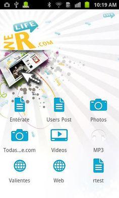 """Aplicación móvil de WeRLife que hace que sea fácil permanecer conectado a la información que te edifica y compartir con amigos en tiempo real. Entérate de las buenas noticias y disfruta de sus características interactivas que incluyen:<br>  - Como do Menú en la pantalla de inicio<br>  - Integración a tu cuenta social<br>  - Carga Fotos<br>  - Actualiza tu """"Status""""<br>  - Comenta en los Blogs de tus hermanos.<br>  - Comparte contenido con tus otras cuentas sociales: FB & Twitter"""