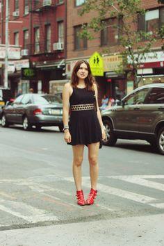 Natalie Off Duty: THE JETT Boot// Dylana + Natalie Suarez x MODERN VICE