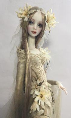 Muñecas de Milana Shupa-Dubrova