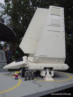 LEGO - Life of George at LEGOLAND Billund Darth Vader