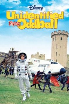 Available in: DVD.The Unidentified Flying Oddball, a family-friendly live action science-fiction film from Disney, lands on DVD with a widescreen Disney Movies Anywhere, Walt Disney Movies, Classic Disney Movies, Disney Classics, All Movies, Family Movies, Movie Tv, Awesome Movies, Walt Disney Pictures