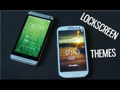 ▶ Top 5 Best Lockscreen Themes for Android 2013 - YouTube