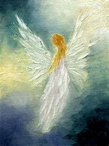 """""""Pay attention to your dreams - God's angels often speak directly to our hearts when we are asleep. """" ~Quoted in The Angels' Little Instruction Book by Eileen Elias Freeman, 1994"""