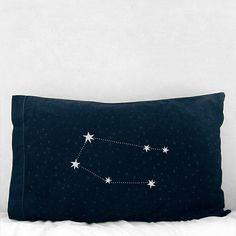 Zodiac Pillowcase
