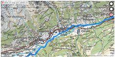 Trun GR Velowege Fahrrad velotour #mobil #routenplaner http://ift.tt/2ynoQU6 #maps #gis