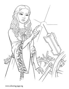 Princess Aurora is a character from the upcoming Disney movie Maleficent. Print and color this free Maleficent coloring page for kids and have fun!