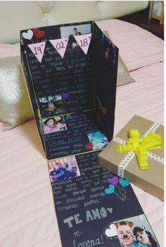 19 ideas birthday ideas for boyfriend diy presents for 2019 Surprise Boyfriend Gifts, Bf Gifts, Cute Gifts, Friend Birthday Gifts, Birthday Cards, Birthday Ideas, Birthday Surprise Ideas For Best Friend, Diy Birthday Gifts For Him, Relationship Gifts