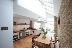 Soundhouse create beautiful bespoke loft conversions, plus a wide range of other building projects, in Brighton, Hove and beyond. Kitchen Diner Extension, Kitchen Inspirations, Loft Conversion, Victorian Homes, Open Plan Kitchen, New Kitchen, Home Kitchens, Kitchen Living, Kitchen Extension