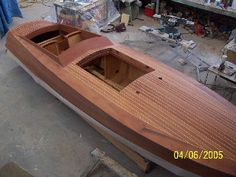 Frecheville Heaney Boatbuilders