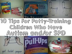 10 Tips For Potty Training Children Who Have Special Needs. ~*Mom*~ Here's our FB page: https://www.facebook.com/AllMommysFault