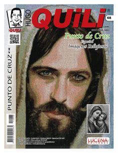 Revista Hugo Quili Punto de Cruz No.68