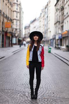 Betty street style #womensfashion #leblogdebetty