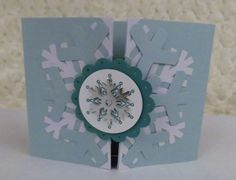 November 2014 Paper Pumpkin- Simply Snowflakes #4 : Diane's Blog